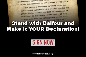 Signatories of the Balfour Declaration 2017