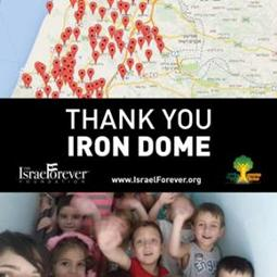 Thank You Iron Dome Virtual Dinner