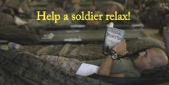 Lone Soldier Book Drive
