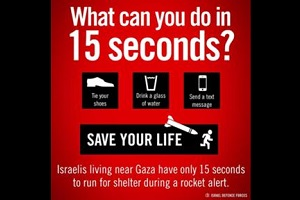 Life with Rockets #IsraelUnderFire