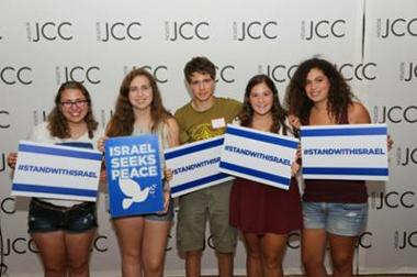 Boston Teens Stand With Israel!