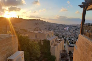 Lessons from My First Trip to Israel