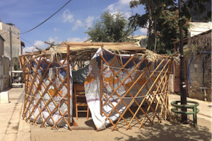 12 Places to Look for Sukkot in Jerusalem