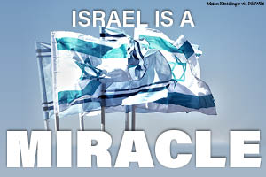 Israel is a miracle