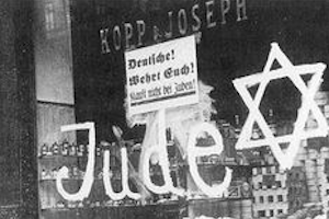 Kristallnacht:The Glass is Still Breaking