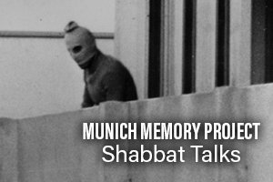 Shabbat Talks - Munich Memory Project