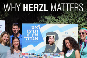 Why Herzl Matters