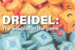 Dreidel: The Wisdom of the Game