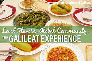 Local Flavors, Global Community:The Galileat Experience