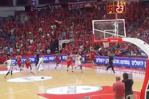 When Zionism Looks Like a Basketball Game