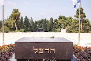 Have You Heard of Herzl Day?