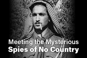 Book Review: Meeting the Mysterious Spies of No Country