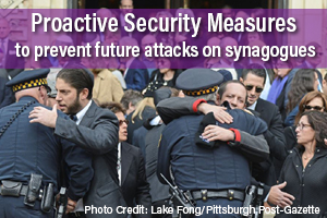 Proactive Security Measures To Prevent Future Attacks On Synagogues