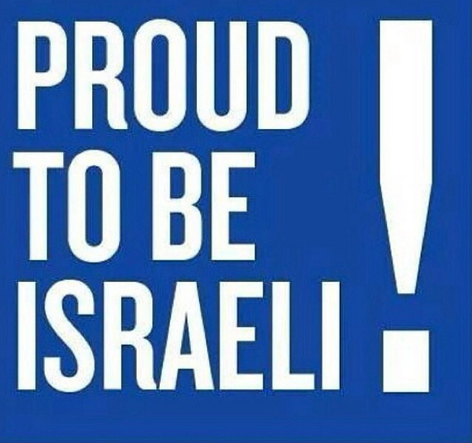 What Is It That Make Israelis So Proud?