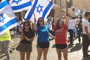 From Discomfort to Comfort in Israel