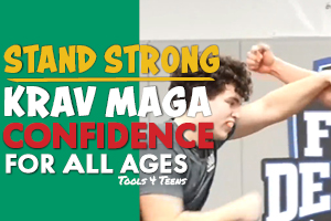 Stand Strong: Krav Maga Confidence for All Ages