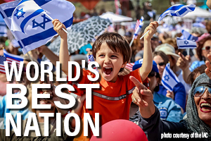 Why the Nation of Israel is the World's Best Nation