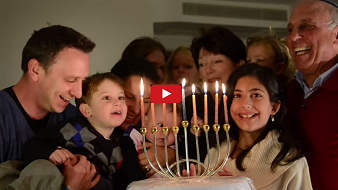 Light Up The Night - Fountainheads Chanukah