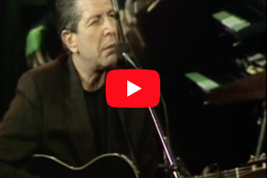 Who by Fire | Leonard Cohen