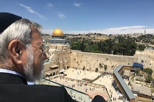 Rabbi Sacks on Jerusalem: The 50th Anniversary of Reunification