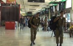 American Lone Soldiers In The IDF