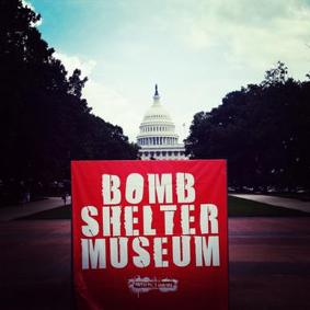 Bomb Shelter Museum at the US Capitol