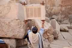Simchat Torah At The Kotel