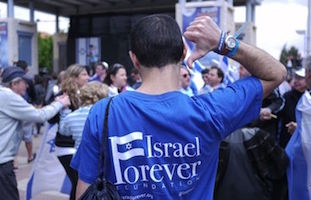 Apply to be an  Israel Forever Ambassador