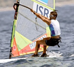 Windsurfing, Israel, surfer