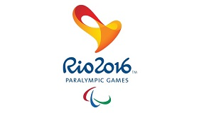 The logo for the Rio Paralympic Games