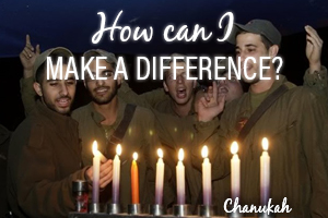Chanukah Make a Difference