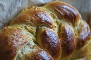 Apple Cinnamon Challah