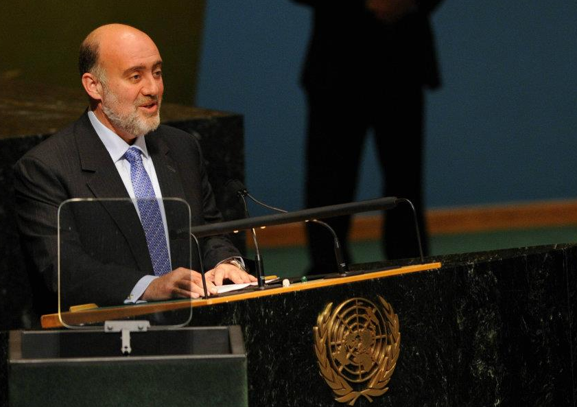 In Defense of Israel - Ron Prosor at the UN