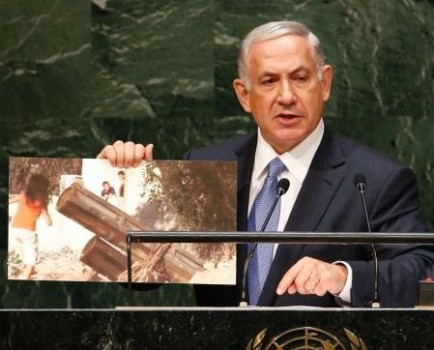 Netanyahu's Truth in a Den of Lies