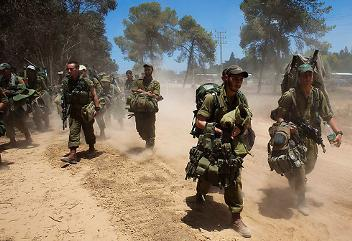 Israel is fighting defensive, not offensive, war in Gaza