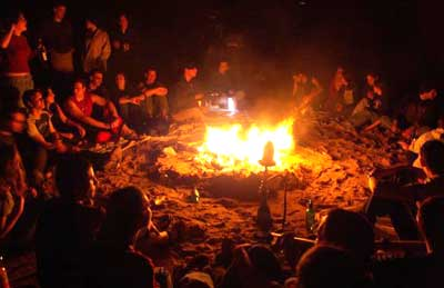 Bnei Akiva Celebrates 'Green' And Safe Lag Ba'Omer In Israel