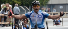 Israel's Paralympic Team Goes For Gold