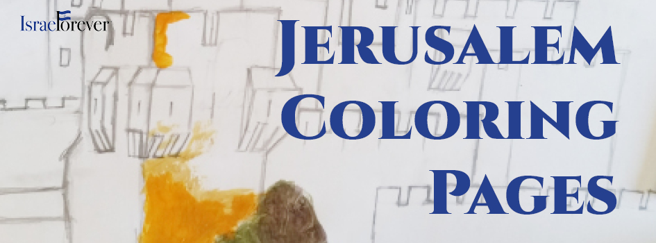 jerusalem coloring pages header 945x350