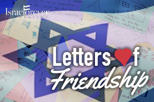 Letters of Friendship Strength & Solidarity