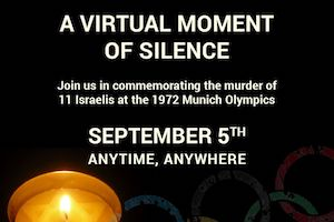 The Munich Memory Project Virtual Moment of Silence