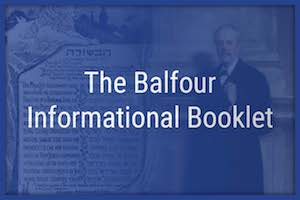 Balfour Info Booklet