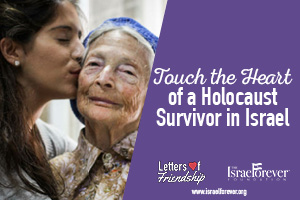 Write to Holocaust Survivors in Israel