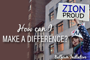 Balfour Initiative: Make a Difference