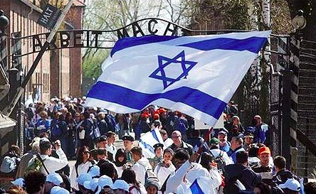 I Want To Be Recognized As A March Of The Living Virtual Citizen of Israel™